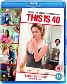 This Is 40, Blu-ray