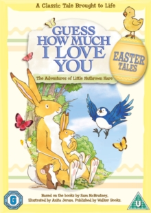 Guess How Much I Love You: Easter Tales, DVD