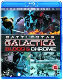 Battlestar Galactica: Blood and Chrome (Extended Edition), Blu-ray