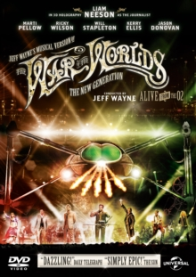 Jeff Wayne's the War of the Worlds - The New Generation..., DVD