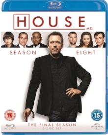 House: Season 8 - The Final Season, Blu-ray