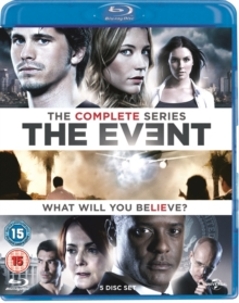 The Event: The Complete Series, Blu-ray