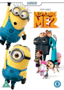 Despicable Me 2, DVD
