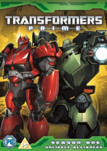 Transformers - Prime: Season One - Unlikely Alliances, DVD