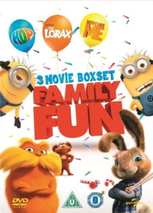 Hop/Despicable Me/The Lorax, DVD