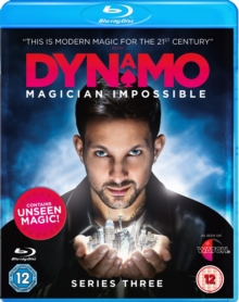 Dynamo - Magician Impossible: Series 3, Blu-ray  BluRay