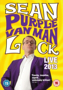 Sean Lock: Purple Van Man Live, DVD