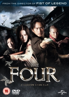 The Four, DVD
