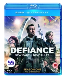 Defiance: Season 1, Blu-ray