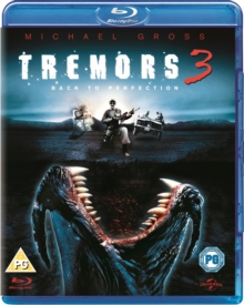 Tremors 3 - Back to Perfection, Blu-ray