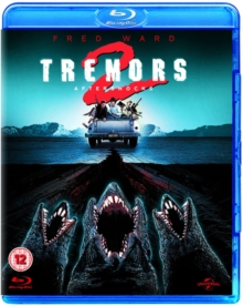 Tremors 2 - Aftershocks, Blu-ray