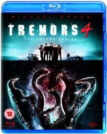 Tremors 4 - The Legend Begins, Blu-ray