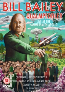 Bill Bailey: Qualmpeddler, DVD