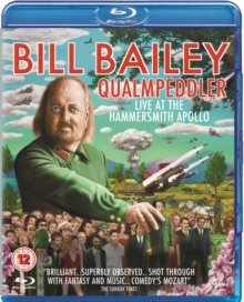 Bill Bailey: Qualmpeddler, Blu-ray