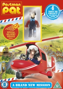 Postman Pat - Special Delivery Service: A Brand New Mission, DVD