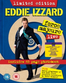 Eddie Izzard: Force Majeure - Live, DVD