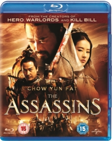 The Assassins, Blu-ray BluRay
