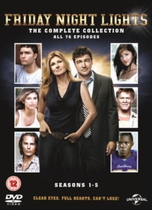 Friday Night Lights: Series 1-5, DVD