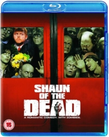 Shaun of the Dead, Blu-ray