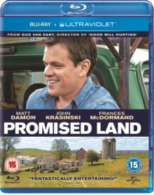 Promised Land, Blu-ray  BluRay