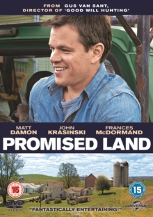 Promised Land, DVD  DVD