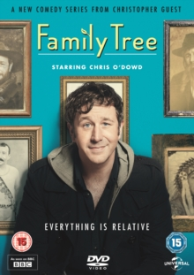 Family Tree: Series 1, DVD
