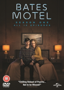 Bates Motel: Season 1, DVD