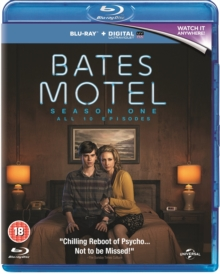 Bates Motel: Season 1, Blu-ray