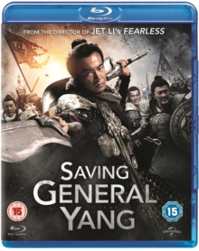 Saving General Yang, Blu-ray  BluRay