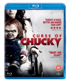 Curse of Chucky, Blu-ray  BluRay