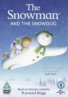 The Snowman and the Snowdog, DVD DVD