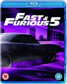 Fast & Furious 5, Blu-ray  BluRay