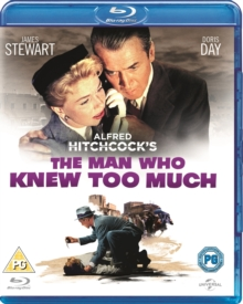 The Man Who Knew Too Much, Blu-ray