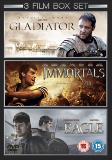 Gladiator/Immortals/The Eagle, DVD