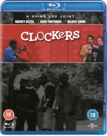 Clockers, Blu-ray