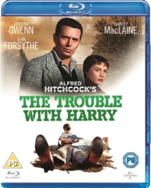 The Trouble With Harry, Blu-ray BluRay
