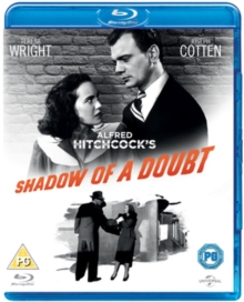 Shadow of a Doubt, Blu-ray