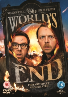 The World's End, DVD