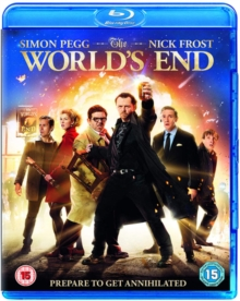 The World's End, Blu-ray