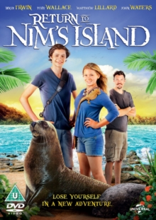 Return to Nim's Island, DVD