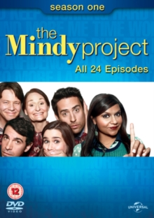 The Mindy Project: Season 1, DVD