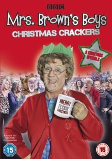 Mrs Brown's Boys: Christmas Crackers, DVD