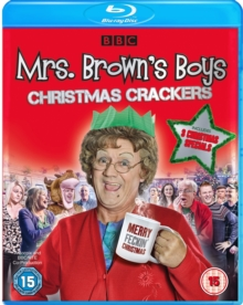 Mrs Brown's Boys: Christmas Crackers, Blu-ray