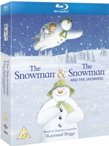 The Snowman/The Snowman and the Snowdog, Blu-ray