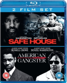 Safe House/American Gangster, Blu-ray