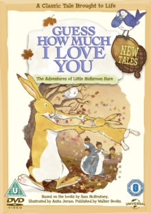 Guess How Much I Love You: New Tales, DVD