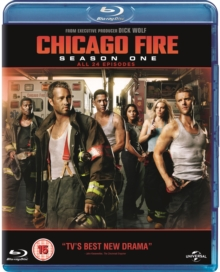 Chicago Fire: Season One, Blu-ray BluRay