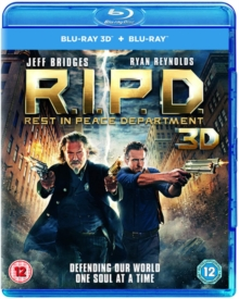 R.I.P.D., Blu-ray