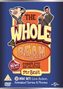 Mr Bean: The Whole Bean - Complete Collection, DVD