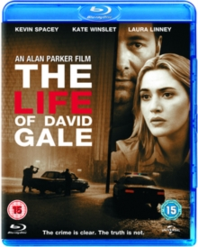 The Life of David Gale, Blu-ray